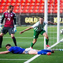 """Vilniaus """"Žalgirio"""" futbolininkai tęs pasirodymą Europos lygoje"""