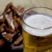 Brangstantis salyklas išaugins alaus kainas