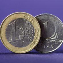 """""""Swedbank"""": trečdalis verslininkų dar negalvoja, kaip apsirūpins eurais"""