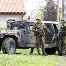 Klaipėdos rajone vyks karinės pratybos