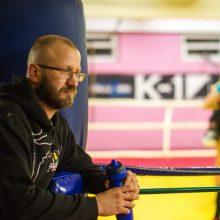 Lietuvos bokso federacija atsiriboja nuo V. Binkio veiksmų