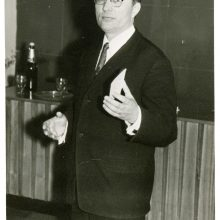 Vyr. redaktorius S.Žilinskas lig šiol prisimenamas kaip itin doras ir teisingas žmogus.