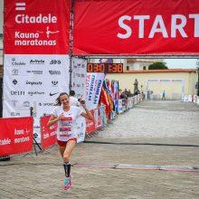 Maratono čempionai: visi laimėjimai svarbūs