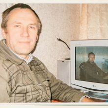 Maištininko išgalvota, tačiau tikra Latvijos fotografija