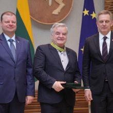 Sėkmingoms Lietuvos įmonėms įteikti kasmetiniai eksporto apdovanojimai