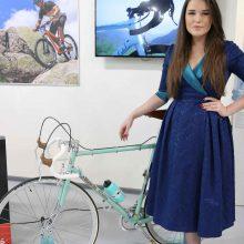 Pristatė naujausias dviračių mados tendencijas