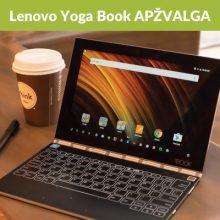 """Lenovo Yoga Book"": kuo išskirtinis?"