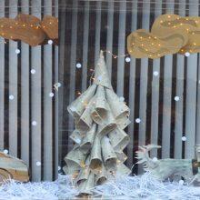 Vilnius išsirinko gražiausią kalėdinę vitriną