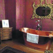 Kad vonios kambarys virstų tikra SPA oaze