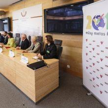 Pasaulio lietuviai prašo Seimo atmesti prezidentės veto dėl referendumo
