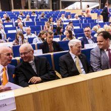 PLB vadovė: dėl dvigubos pilietybės referendumo reikės be galo susitelkti