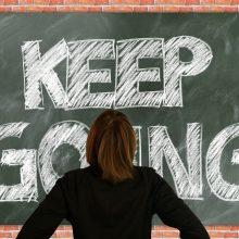 Klysti naudinga: pasitikėjimą savimi ugdo nesėkmių istorijos?