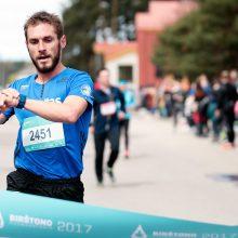 Pirmajame Birštonio pusmaratonyje triumfavo olimpietis