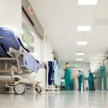 Nepilnametė atsidūrė ligoninėje, ją sumušė pažįstamas jaunuolis
