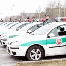 Dėl futbolo rungtynių policija stiprina pajėgas, keisis eismo organizavimas Vilniuje