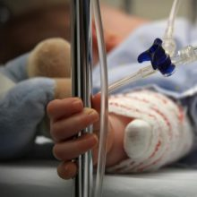 Ligoninėje atsidūrė migdomaisiais apsinuodijęs mažametis