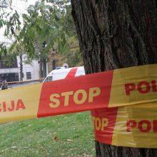 Pakruojo rajone buvo melagingai pranešta apie sprogmenį rinkimų apylinkėje