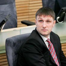 Buvęs Seimo narys A. Sacharukas Lietuvą apskundė Strasbūro teismui