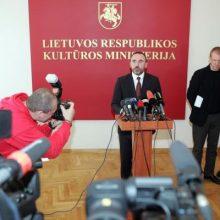 Vyriausybė laimina Kultūros tarybos steigimą