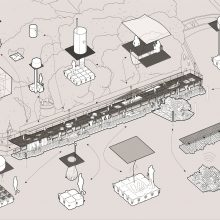 Į Venecijos architektūros bienalę Lietuva atgabeno natūralios pelkės