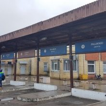 Trakų autobusų stoties rekonstrukcija stringa teismuose