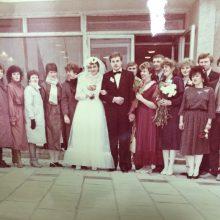 Kaip keitėsi vestuvių tradicijos?
