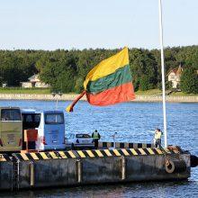 Kada kelti Lietuvos trispalvę?
