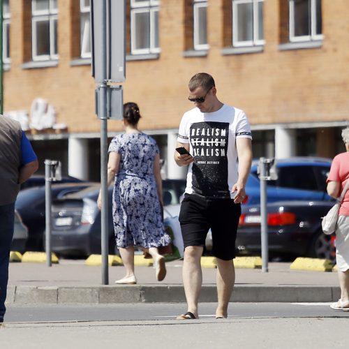 Gegužės 23-oji – Klaipėdos diena  © Vytauto Petriko nuotr.