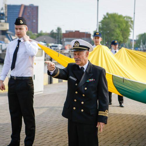 Gegužės 21-oji – Klaipėdos diena  © Vytauto Petriko nuotr.