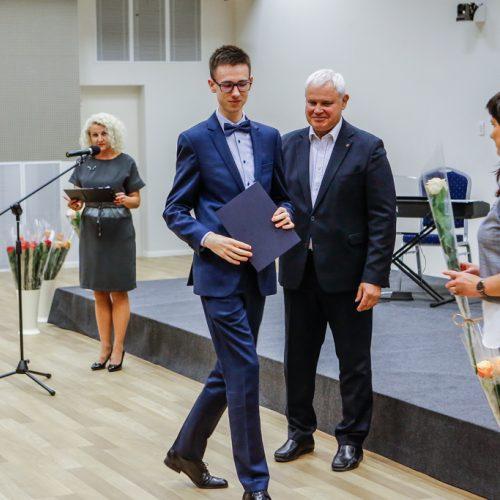 Pasveikino Klaipėdos šimtukininkus