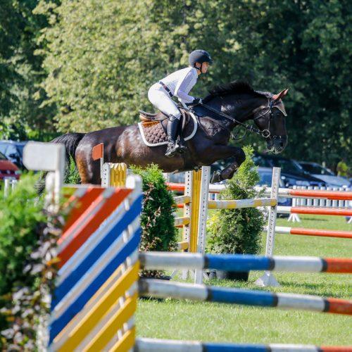 Miesto ir žirginio sporto šventė Priekulėje  © Vytauto Petriko nuotr.