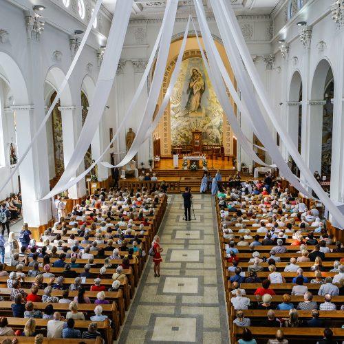 Rugpjūčio 12 -oji – Klaipėdos diena  © Vytauto Petriko nuotr.
