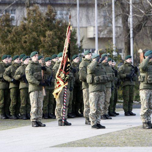 Sausio 24-oji Klaipėdos diena  © Vytauto Liaudanskio nuotr.