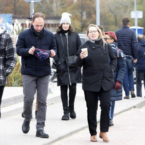 Spalio 16-oji Klaipėdos diena
