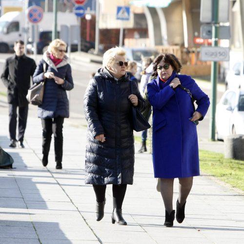 Gruodžio 11-oji Klaipėdos diena  © Vytauto Liaudanskio nuotr.