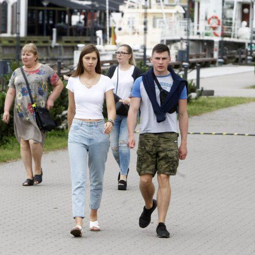 Birželio 17-oji Klaipėdos diena  © Vytauto Liaudanskio nuotr.