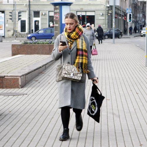 Lapkričio 15-oji Klaipėdos diena  © Vytauto Liaudanskio nuotr.