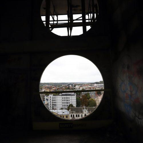 Atgijo Kauno monstras.  © Laimučio Brundzos nuotr.