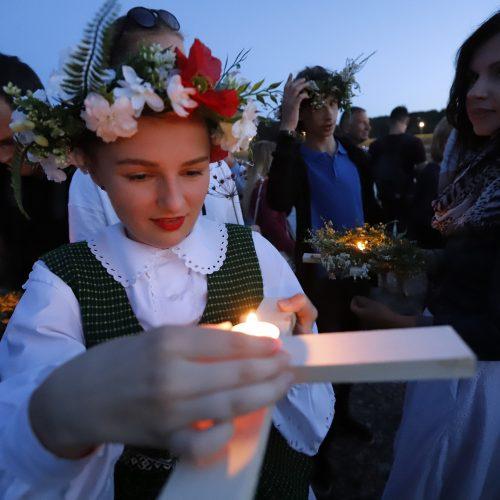 Joninių naktis Kaune  © Laimučio Brundzos nuotr.