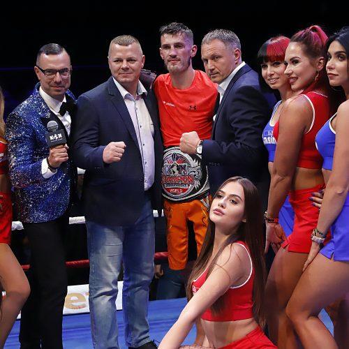 """KOK World Series 2019"" turnyras Kaune"