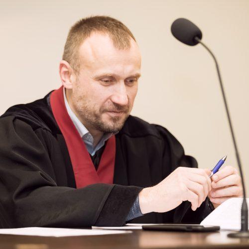 Brolių Černių teismas  © Eitvydo Kinaičio nuotr.