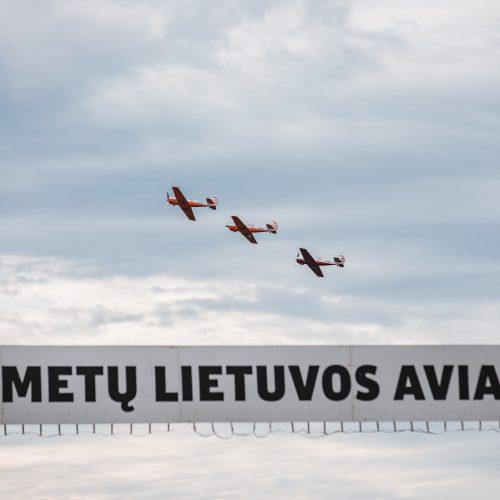 Aviacijos šventė S. Dariaus ir S. Girėno aerodrome <span style=color:red;>(2019)</span>  © Eitvydo Kinaičio nuotr.