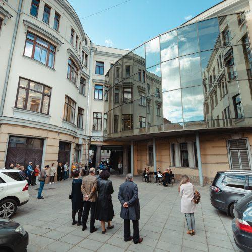 "Kaunas prisijungė prie akcijos ""Ačiū, Lietuva!"""