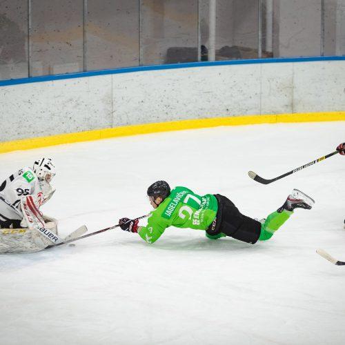 """LLRČ: """"Kaunas Hockey"""" – """"Hockey Punks"""" 10:0  © Eitvydo Kinaičio nuotr."""