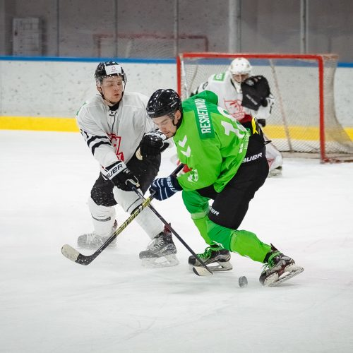 "LLRČ: ""Kaunas Hockey"" – ""Hockey Punks"" 10:0"