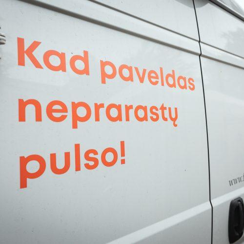 Kaune paminėtos Europos paveldo dienos  © Eitvydo Kinaičio nuotr.