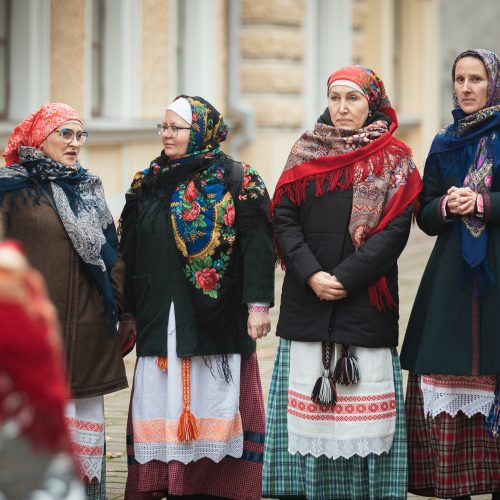 """Tautinių bendrijų festivalis Kaune """"Kultūrų sodas""""  © Eitvydo Kinaičio nuotr."""