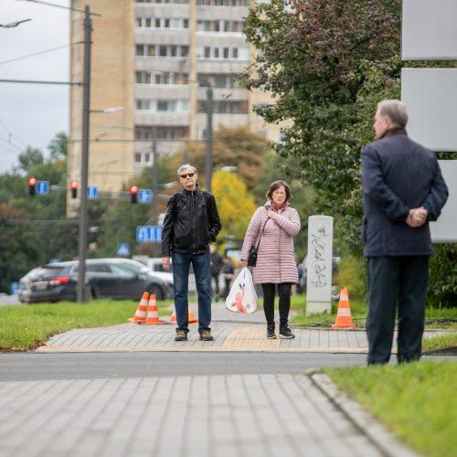 Taikos prospektas po rekonstrukcijos  © Justinos Lasauskaitės nuotr.