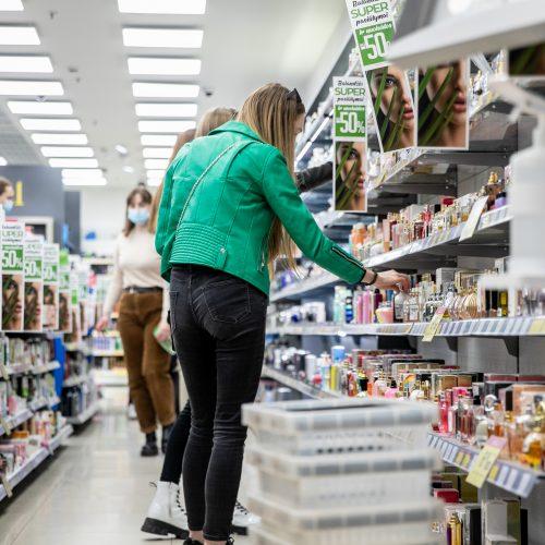 Kas vyksta Kauno prekybos centruose?  © Justinos Lasauskaitės nuotr.