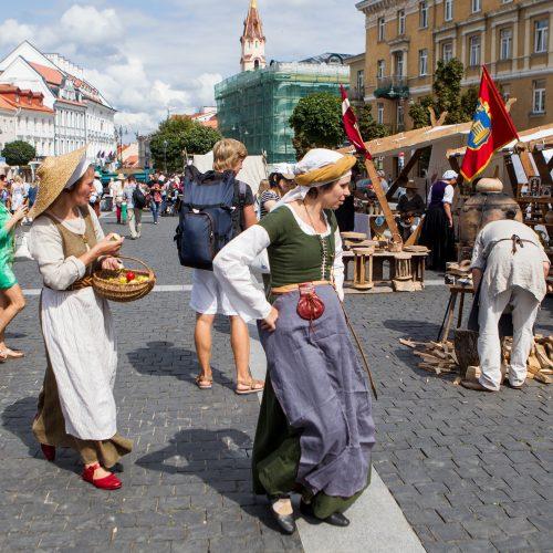 Šv. Baltramiejaus amatų mugė Vilniuje  © P. Peleckio / Fotobanko nuotr.